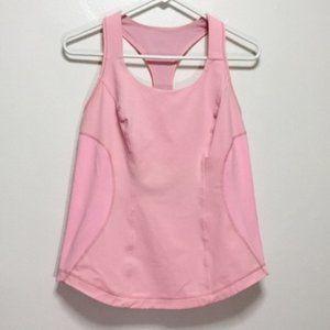 Lululemon Cardio Kick Pink Tank Top